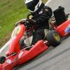 Outdoor go karting fun