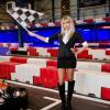 Go karting hostess