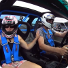 Test your drifting skills on autocross in Bucharest