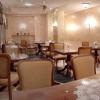 Breakfast room in stag parties friendly hotel