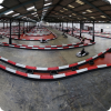 Perfect arena for indoor go karting is located near the city center!