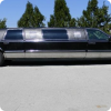 Limousine Airport Transfer with Romanian stripper for upscale beginning of party