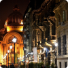 Beautiful local girl will guide you through the streets of Bucharest.