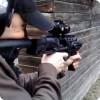 Shooting activity for stag groups in Bucharest