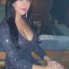 Claudia in nightclub