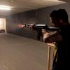 Modern indoor shooting range in Bucharest