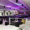 Luxury night club Le Gaga in Bucharest