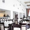 Dining facilities of luxury hotel