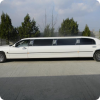 Bucharest stag party transfer in luxurious limousines