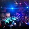 Hot nightclub in the city center of Bucharest.
