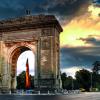 Romanian Arch of Triumph