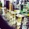 You'll get free beer but we advise you to try out traditional Romanian shots!