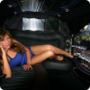 Add a hot girl to perform a tempting striptease on your way to the hotel.