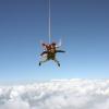 Sta do adrenaline activity in Bucharest - tandem parachute jump