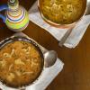 Very traditional Romanian mushroom soup.
