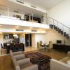 Two floors luxury apartment