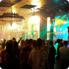 Never-ending party in club