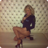 Police costume is popular striptease decor