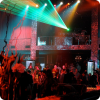 One of the most popular event is light show in Bucharest club.