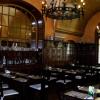 Interior of popular restaurant in Bucharest